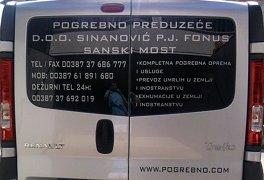 Fonus - Pogrebno društvo Sinanović